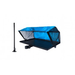 BENZAR BAITPLATE WITH UMBRELLA