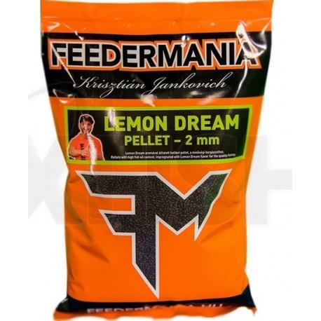 FeederMania - Pelete Lemon Dream 2mm