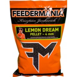 FeederMania - Pelete Lemon Dream 4mm