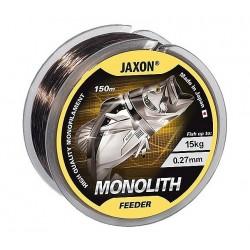 FIR MONOFILAMENT JAXON SATORI PREMIUM, 150M 0,25mm 13 kg