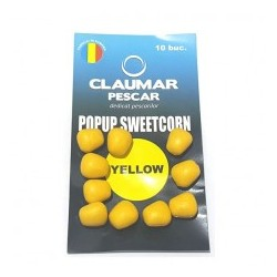 Porumb Flotant Claumar 10buc Alb