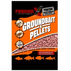 FeederX - Krill Pellets 2mm