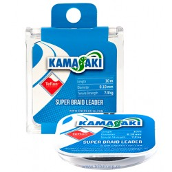 KAMASAKI SUPER BRAID LEADER 10 M