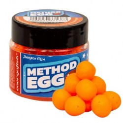 Benzar Mix - Method Egg 8mm - Ciocolata-Portocale