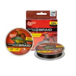 BENZAR COMPETITION FEEDER BRAID 120 M 0,06mm