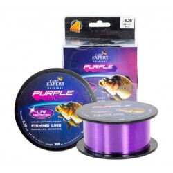 CARP EXPERT UV PURPLE 300M 0.20MM